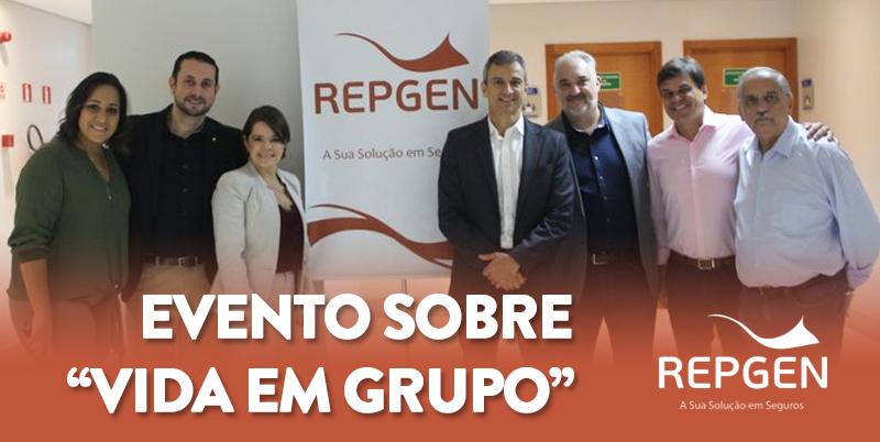 """Prudential e Repgen promovem evento sobre """"Vida em Grupo"""", em Salvador"""