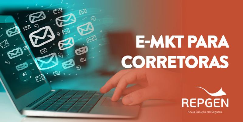 O que toda corretora precisa saber sobre como fazer e-mail marketing de maneira eficiente