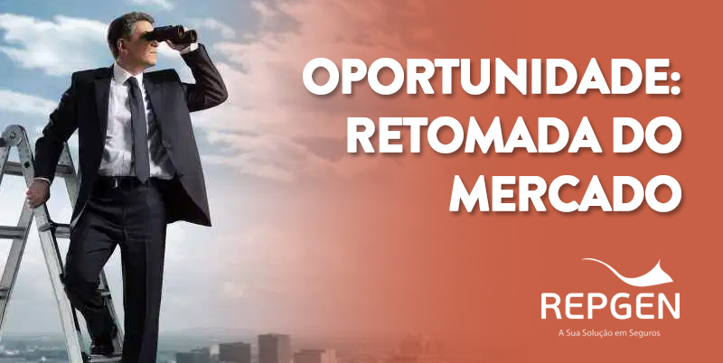 Corretor veja como aproveitar as oportunidades da retomada do setor de seguros