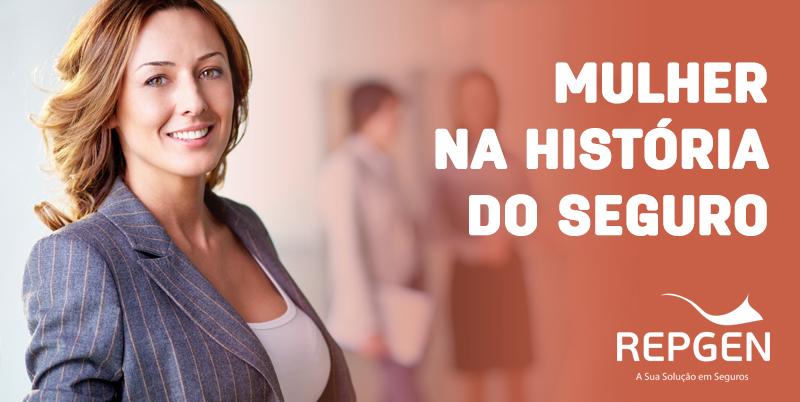 Mulheres na história do seguro